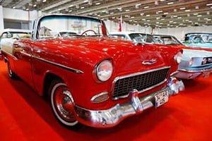 1955 Chevrolet Belair Cabrio