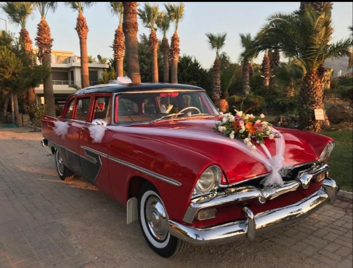 1956 Plymouth Limuzin